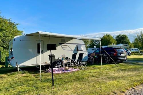 Wohnmobil mieten in Paderborn von privat   Hymer ERIBA 560 Family