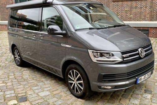 Wohnmobil mieten in Hamburg von privat | VW BODO