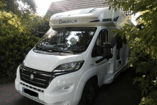 Wohnmobil mieten in Ganderkesee von privat | Chausson Marie