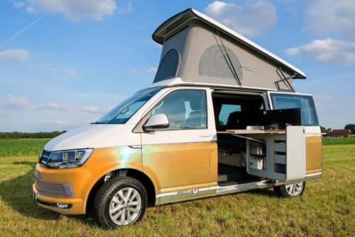 Wohnmobil mieten in Loosdrecht von privat | VW Transporter XL VW Camper bus