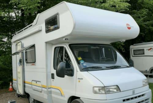 Wohnmobil mieten in Heuchelheim von privat | Fiat Indiana Jones