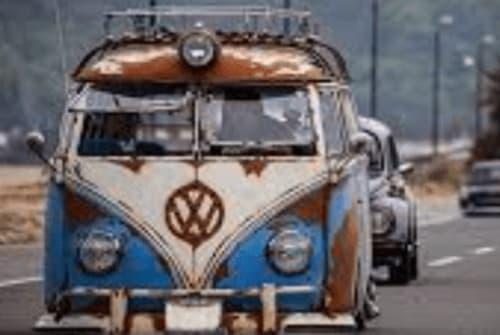 Wohnmobil mieten in Berlin von privat | VW VW Trolli
