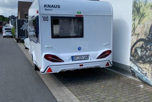 Wohnmobil mieten in Mühlheim am Main von privat   Knaus Sporty