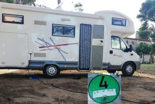 Wohnmobil mieten in Salzgitter von privat | Roller Team (Pegaso Garaage) Duki
