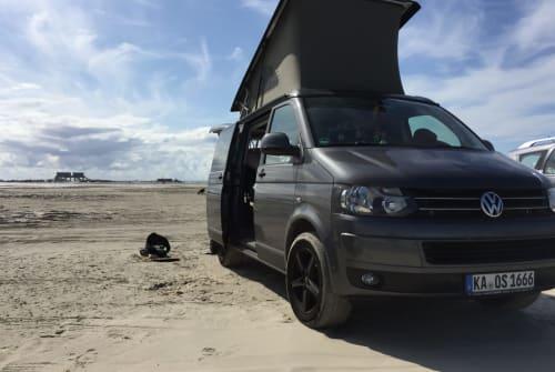 Wohnmobil mieten in Karlsruhe von privat   VW Jumbo