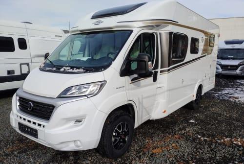 Wohnmobil mieten in Bruchsal von privat | Carado One for Two