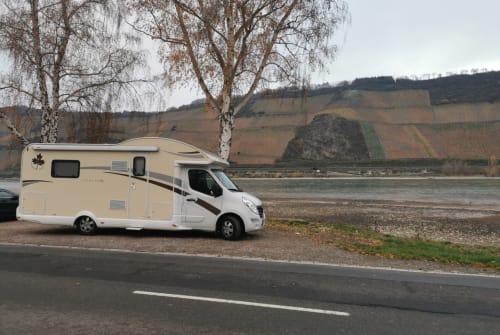 Wohnmobil mieten in Syke von privat   Ahorn Edgar