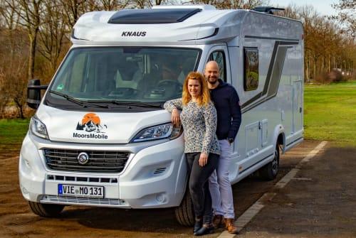Wohnmobil mieten in Viersen von privat | Knaus MooMo