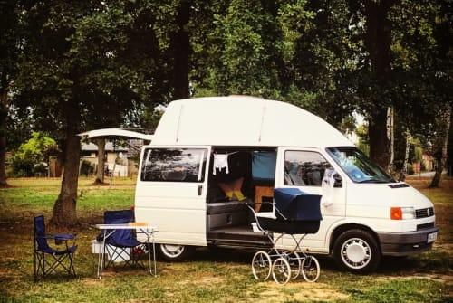 Wohnmobil mieten in Dresden von privat   VW Wanderdüne