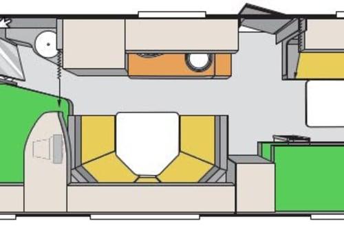 Wohnmobil mieten in Rottweil von privat | Knaus Südwind 650 TK