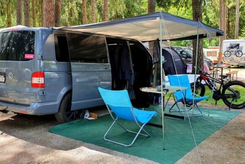Wohnmobil mieten in Albersdorf-Prebuch von privat | VW T5 Ricks Camper