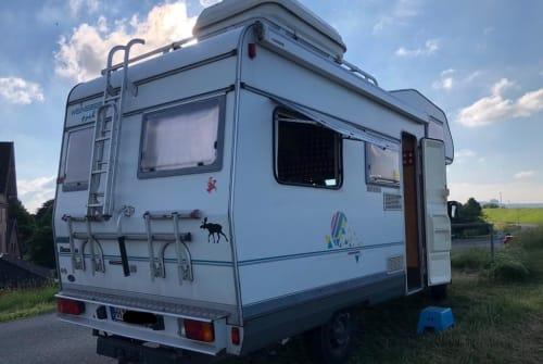 Wohnmobil mieten in Apensen von privat | Fiat Toskana
