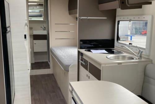 Wohnmobil mieten in Haren von privat | Fiat Flip