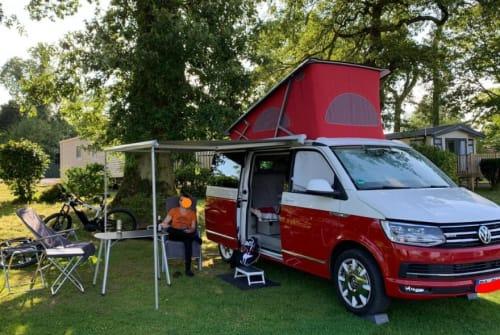 Wohnmobil mieten in Dortmund von privat   VW Bulli