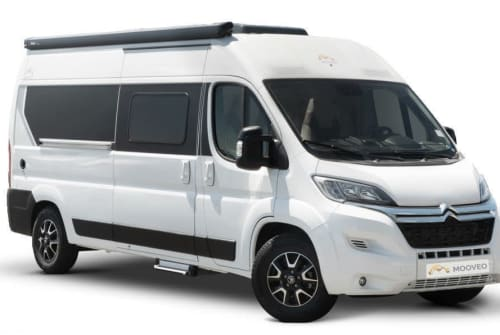 Wohnmobil mieten in Cuxhaven von privat | Mooveo Van 60 DB Mooveo Van