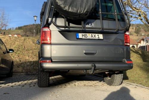 Wohnmobil mieten in Miesbach von privat | Volkswagen OffRoad Bulli