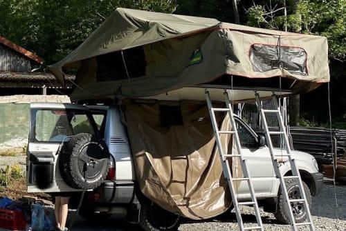 Wohnmobil mieten in Waiblingen von privat | Toyota  Landcruiser J9