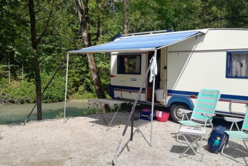 Wohnmobil mieten in Schuby von privat | Wilk  Wilk Stern