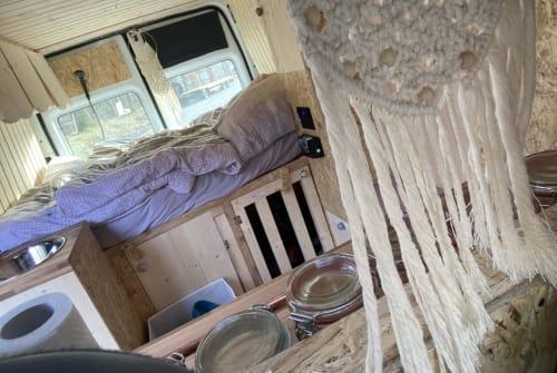 Wohnmobil mieten in Braunlage von privat | Ford Transit Fred
