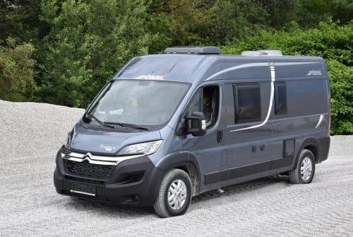 Wohnmobil mieten in Markgröningen von privat | Pössl Camper 2Win 121