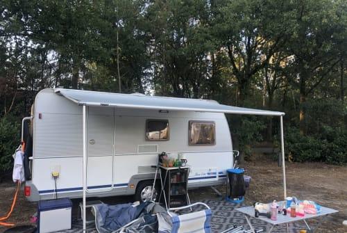 Wohnmobil mieten in Kampen von privat | Dethleffs Dethleffs 430