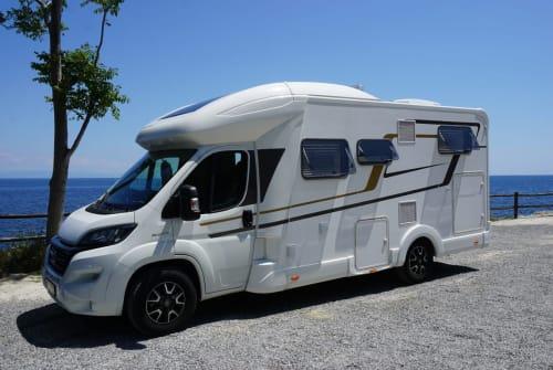 Wohnmobil mieten in Dortmund von privat | Eura Mobil Bella Donna