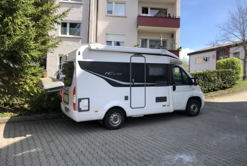 Wohnmobil mieten in Villingen-Schwenningen von privat | Bürstner Camper