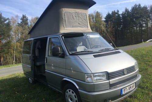 Wohnmobil mieten in Bayreuth von privat | VW T4 California Hans
