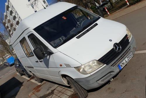 Wohnmobil mieten in Konstanz von privat | Mercedes Waldo