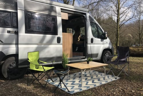 Wohnmobil mieten in Dortmund von privat   Fiat Globe