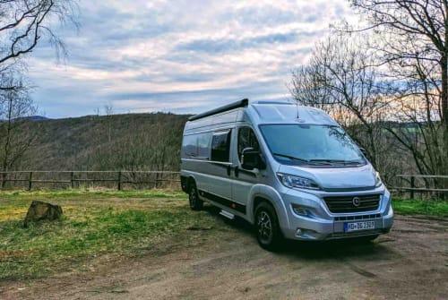 Wohnmobil mieten in Heidelberg von privat | Capron dreamcamper