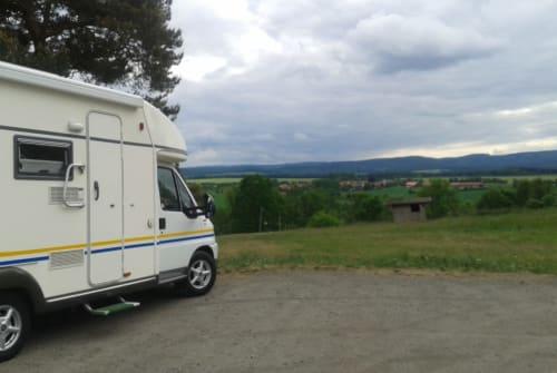 Wohnmobil mieten in Radevormwald von privat | Eura Mobil Eura