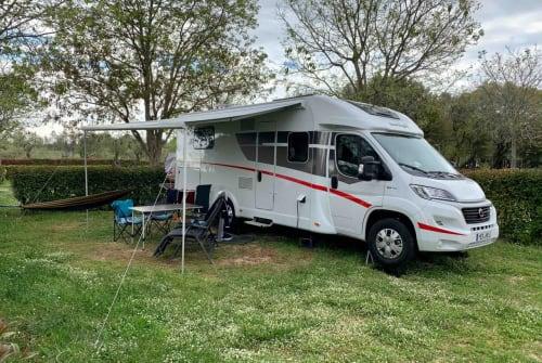 Wohnmobil mieten in Merseburg von privat | Sunlight Sunny