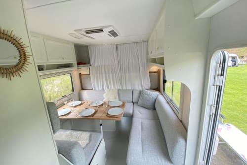 Wohnmobil mieten in Castricum von privat | Eura Mobil FrisWit