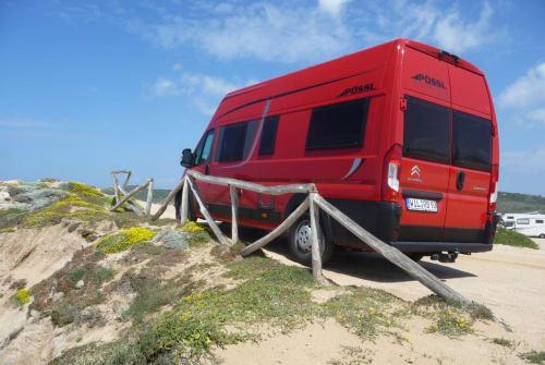 Wohnmobil mieten in Talling von privat | PÖSSL Columbus
