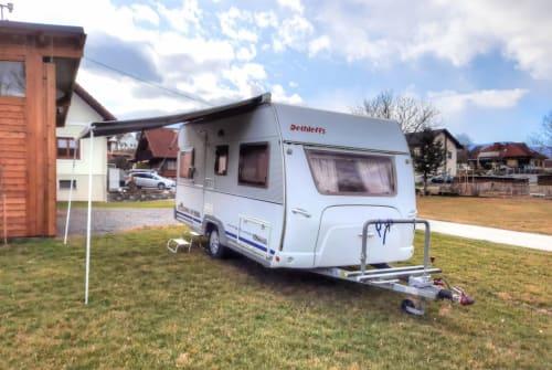 Wohnmobil mieten in Hartberg von privat | Dethleffs 90129025