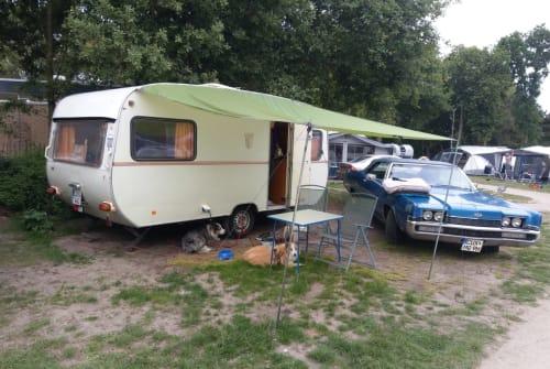 Wohnmobil mieten in Wurster Nordseeküste von privat | Tabbert Tabbi