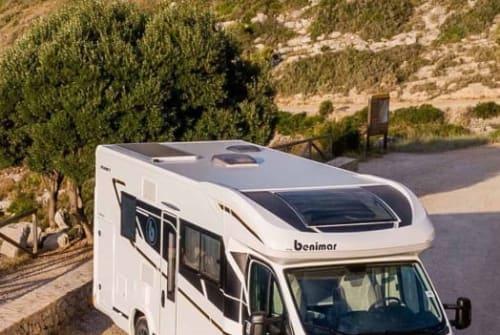 Wohnmobil mieten in Wijchen von privat | Benimar Benimar