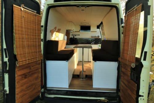 Wohnmobil mieten in Hendungen von privat | Iveco Daily Bluna