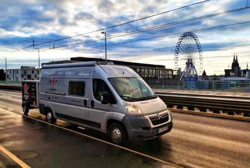 Wohnmobil mieten in Köln von privat | Bavaria Camp - Citroen Jumper Likedeeler