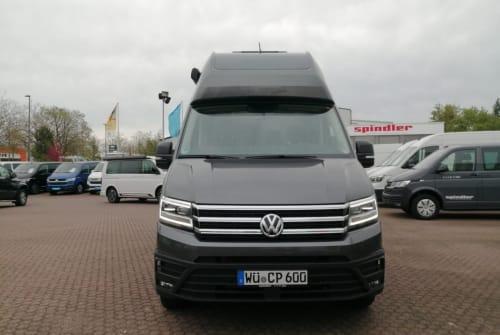 Wohnmobil mieten in Würzburg von privat | VW Grand Cali 600