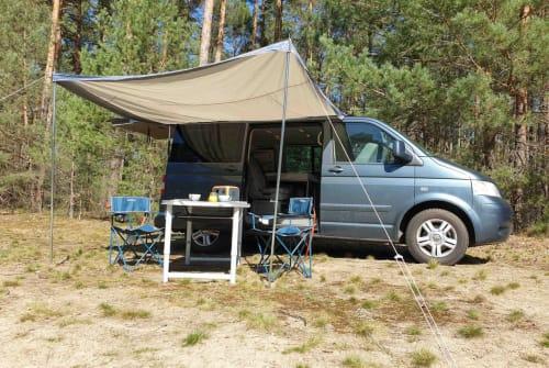 Wohnmobil mieten in Hohen Neuendorf von privat   Volkswagen  Bulliver