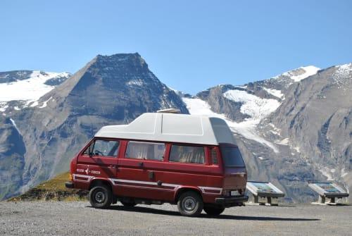 Wohnmobil mieten in Heidesee von privat | VW Le Bus