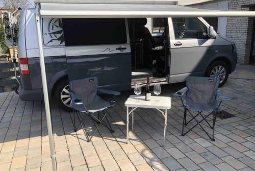 Wohnmobil mieten in Hamburg von privat | VW Greyhound Bulli