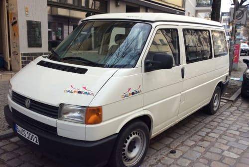 Wohnmobil mieten in Berlin von privat | Volkswagen  BUSIK 1991