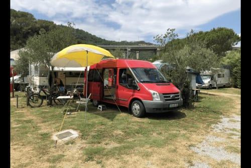 Wohnmobil mieten in Bräunlingen von privat   Ford  Red Star