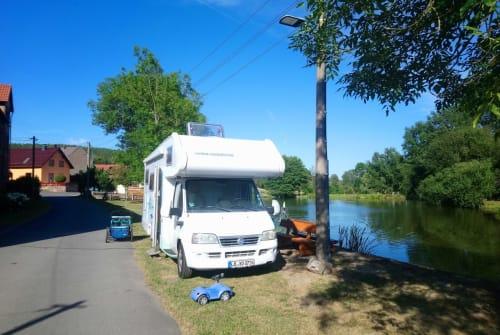 Wohnmobil mieten in Kirchheim unter Teck von privat   Weinsberg Otto