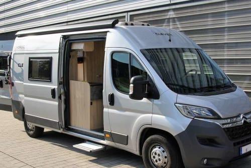 Wohnmobil mieten in Chemnitz von privat | Clever Karl Clever