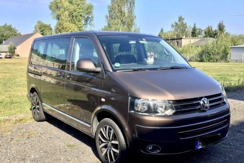 Wohnmobil mieten in Freiberg von privat | VW Kjeld