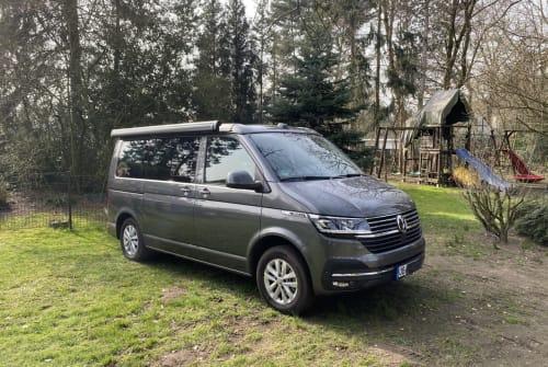 Wohnmobil mieten in Oberhausen von privat | VW die kleine Kira